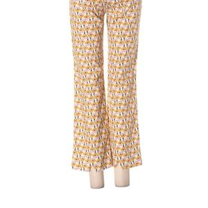 Zara printed slim legged pants NWT